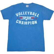 Top Gun Volleyball Champion T-Shirt