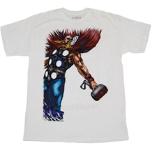 Thor Serving Hammer T-Shirt
