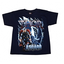 Thor Son Of Fabio Kids T-Shirt