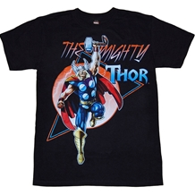 Thor The Mighty Thunder God T-Shirt