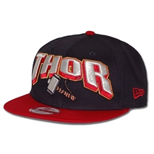 New Era Hero Block Thor Logo 9Fifty Snapback Hat