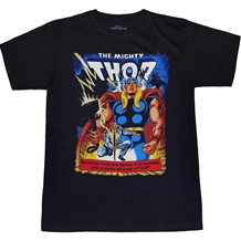 Marvel Comics Power of Thor T-Shirt