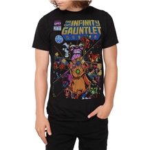 Thanos The Infinity Gauntlet T-Shirt