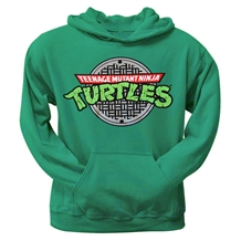 Teenage Mutant Ninja Turtles Sewer Logo Hoodie