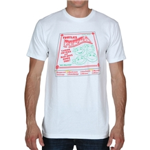 Teenage Mutant Ninja Turtles Pizza Mens T-Shirt