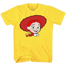 Toy Story Jessie Cowgirl Face T-Shirt