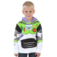 Toy Story Buzz Lightyear Costume Toddler Hoodie