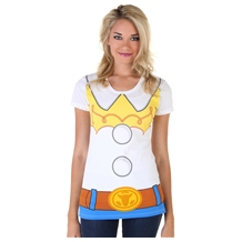 Toy Story Jesse Costume Junior Women's T-Shirt
