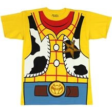 Toy Story Woody Costume T-Shirt