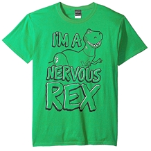 Toy Story I'm A Nervous Rex T-Shirt