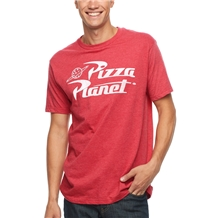 Toy Story Pizza Planet Logo T-Shirt