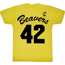 Teen Wolf Beavers Jersey T-Shirt