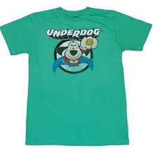 Underdog Under Punch T-Shirt