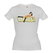 Vampirella Logo Lounge Junior Shirt