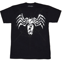 Venom Paint Logo T-Shirt
