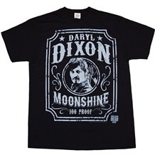 Walking Dead Daryl Dixon Moonshine T-Shirt