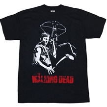 Walking Dead Daryl Crossbow T-Shirt
