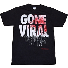 The Walking Dead Gone Viral T-Shirt
