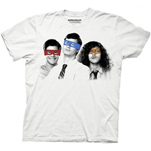 Workaholics Three Ninjas T-Shirt