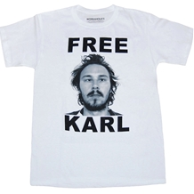 Workaholics Free Karl T-Shirt