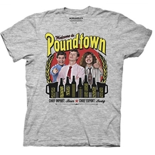 Workaholics Poundtown T-Shirt