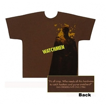 Watchmen Nite Owl Adult T-Shirt