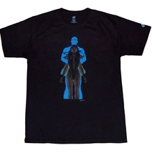 Before Watchmen Dr. Manhatten T-Shirt