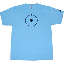 Watchmen Dr. Manhatten Symbol T-Shirt