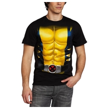 Wolverine Suit Costume T-Shirt