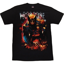 Wolverine Mutation T-Shirt