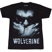 Wolverine Close-Up T-Shirt