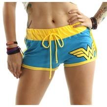 Wonder Woman Booty Shorts