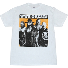 WWE Vintage Legends T-Shirt