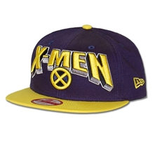 New Era Hero Block X-Men Logo 9Fifty Snapback Hat