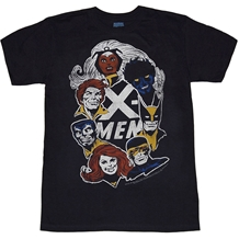 Xmen Group T-Shirt