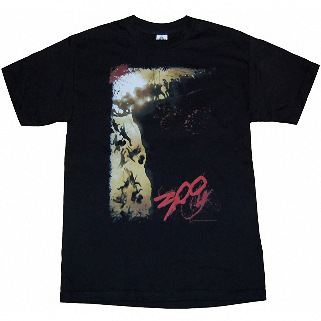 300 The Cliff T-Shirt