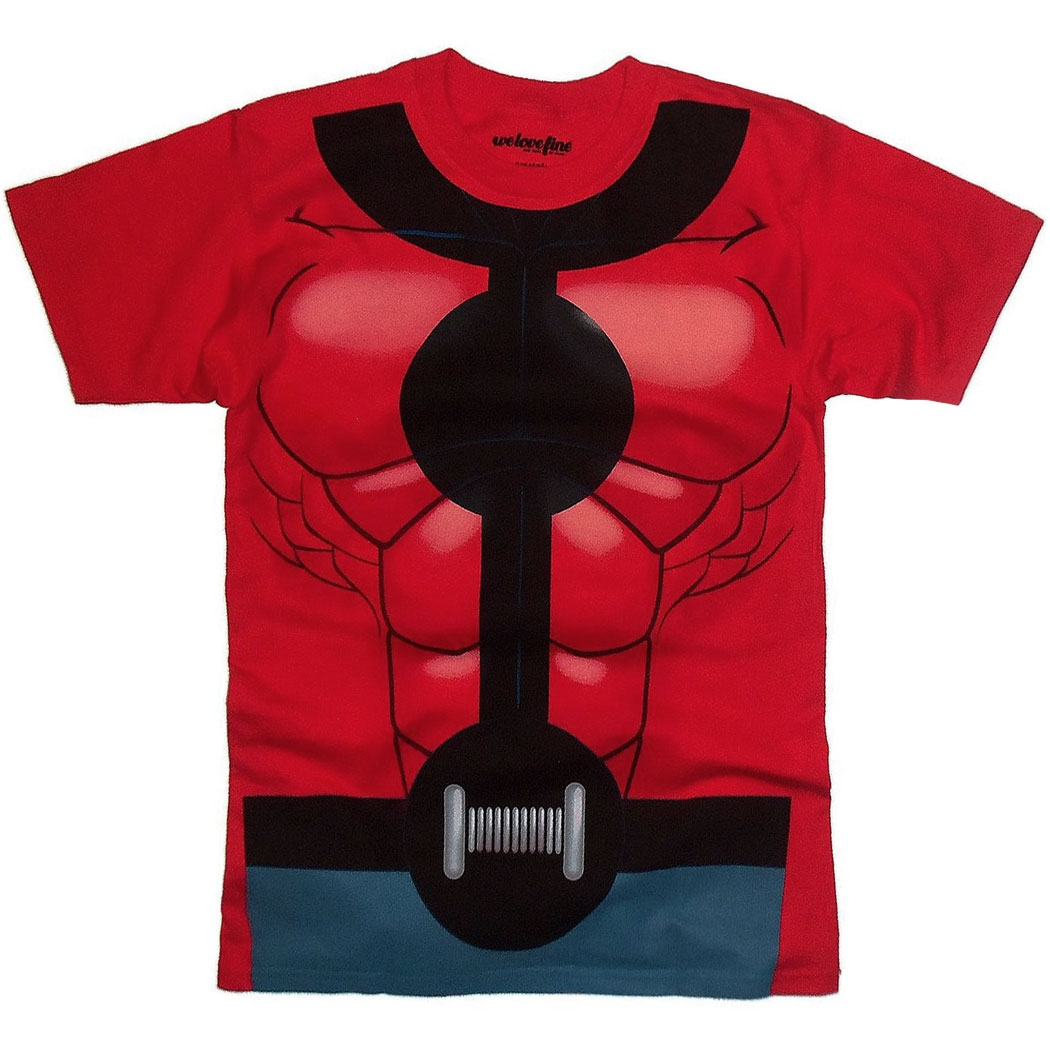 I Am Ant Man Costume T-Shirt
