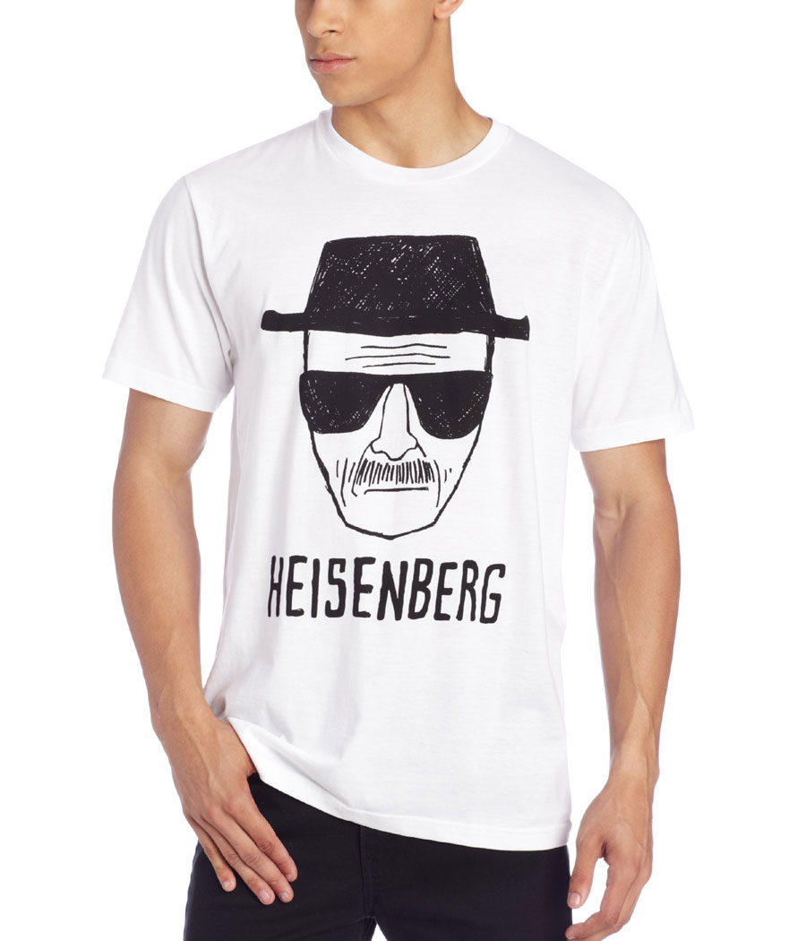 Breaking Bad Heisenberg Sketch T-Shirt
