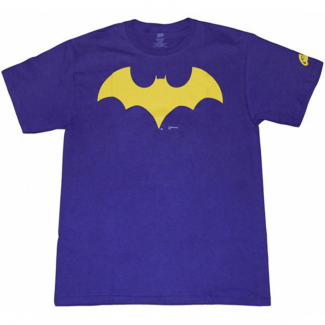 Dc comics shirts batgirl symbol t shirt by animation shops batgirl symbol t shirt buycottarizona
