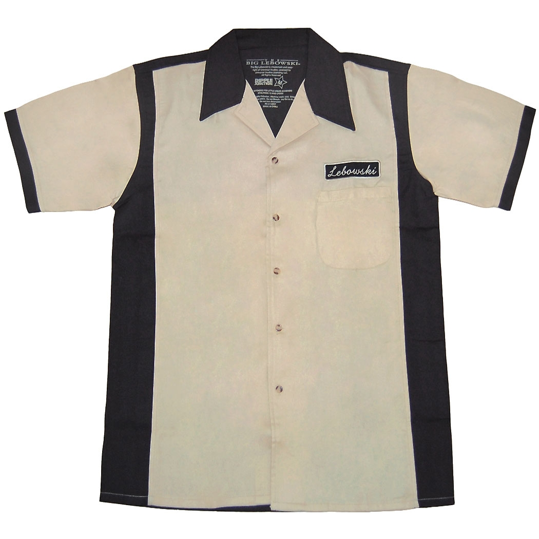 Big Lebowski Replica Urban Achievers Bowling Shirt
