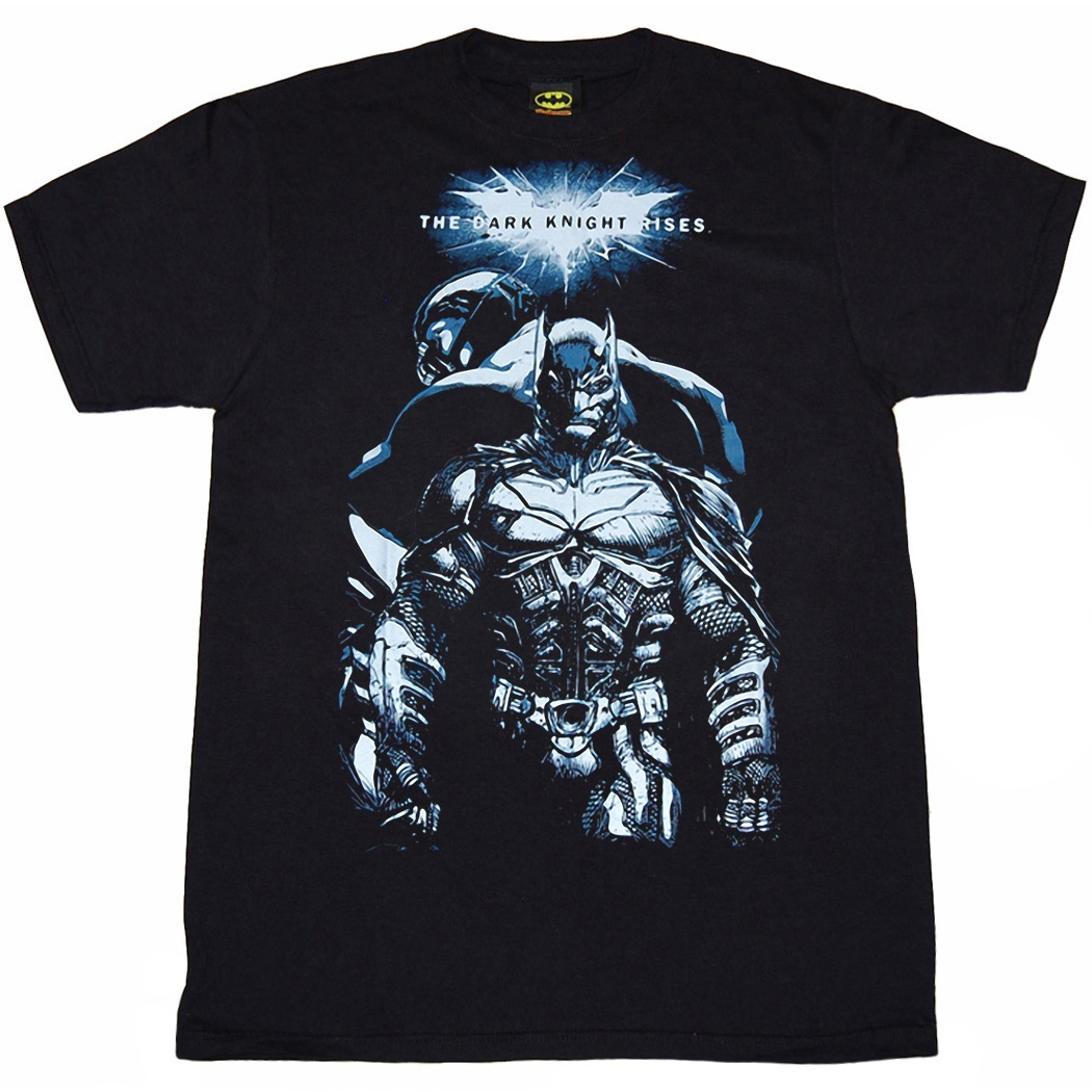 Dark Knight Rises Look T-Shirt