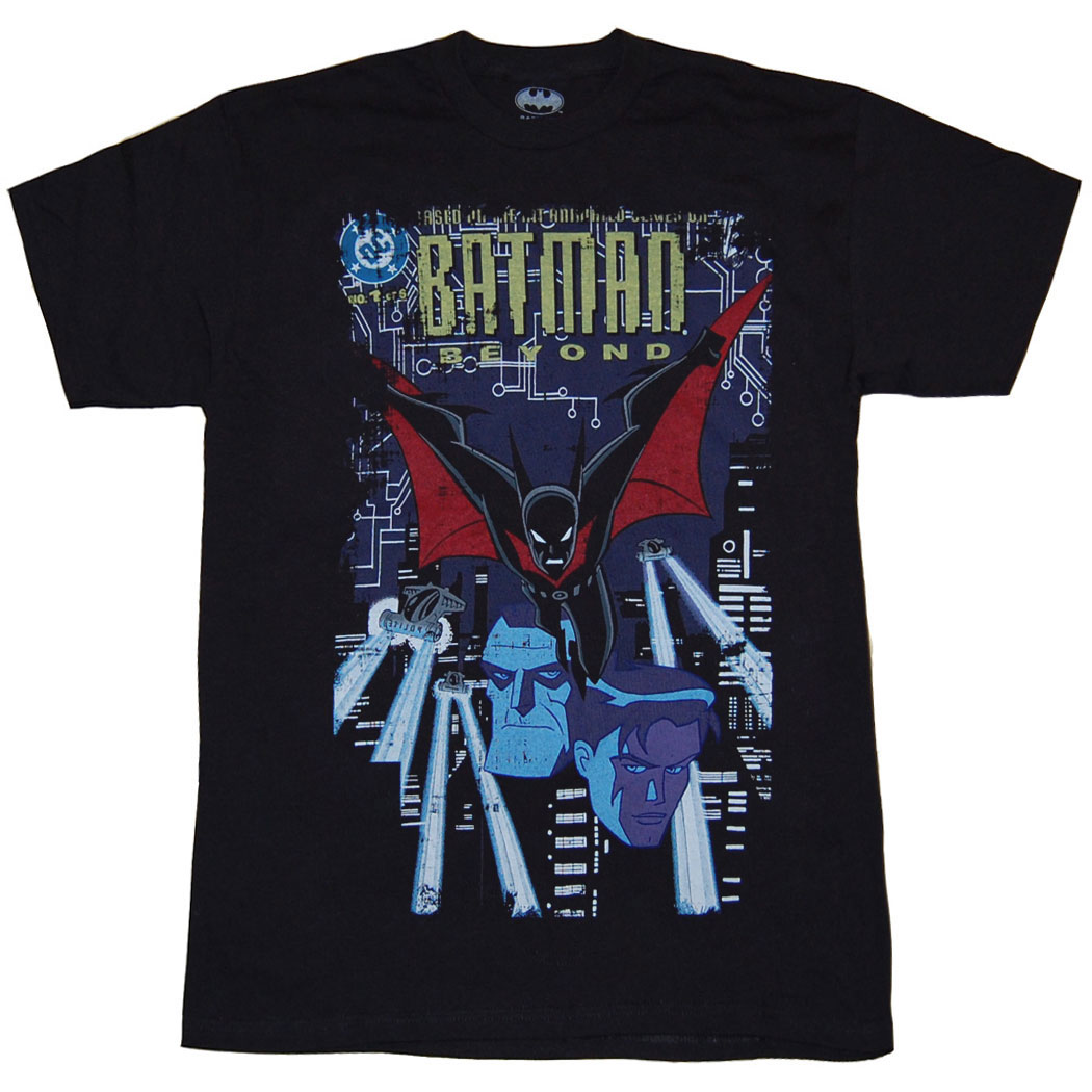 Batman Beyond #1 Comic Cover T-Shirt