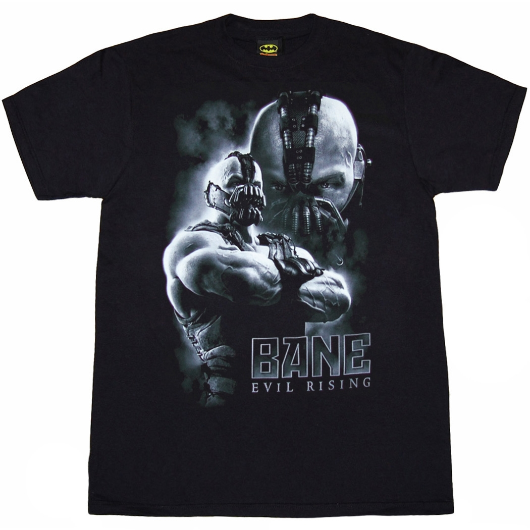 Dark Knight Rises: Bane Evil Rising T-Shirt