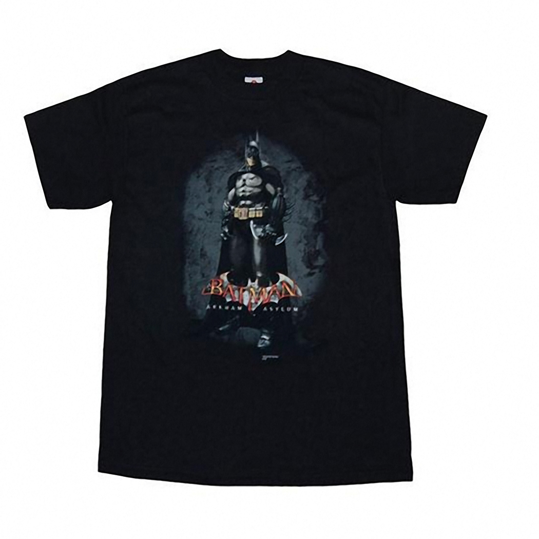 Arkham Batman T-Shirt