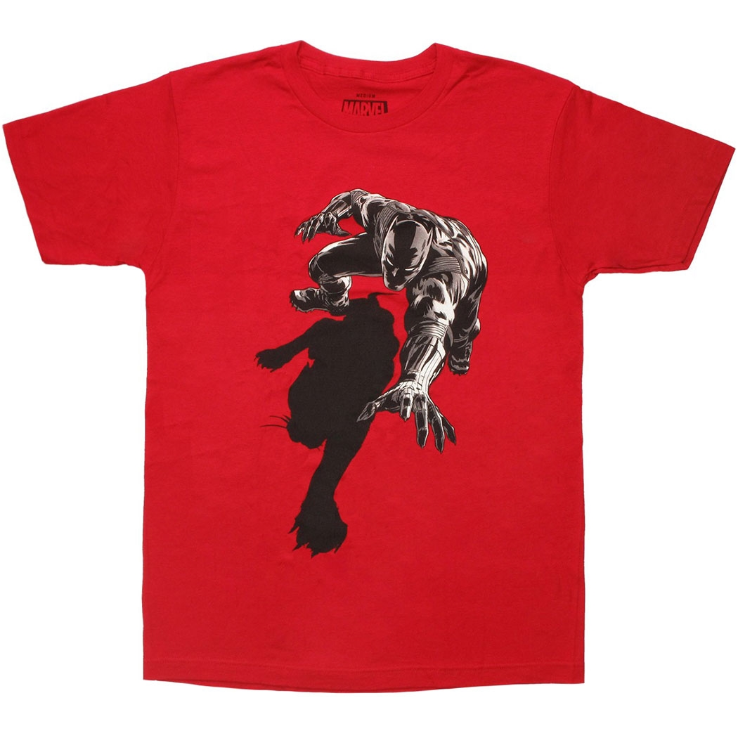 Black Panther Shadow T-Shirt
