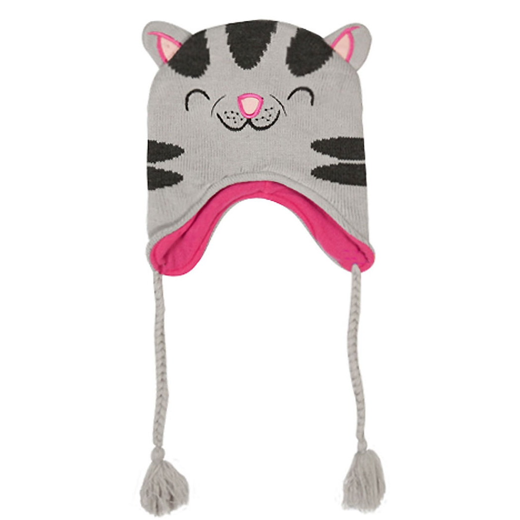 Big Bang Theory Soft Kitty Knit Laplander Beanie