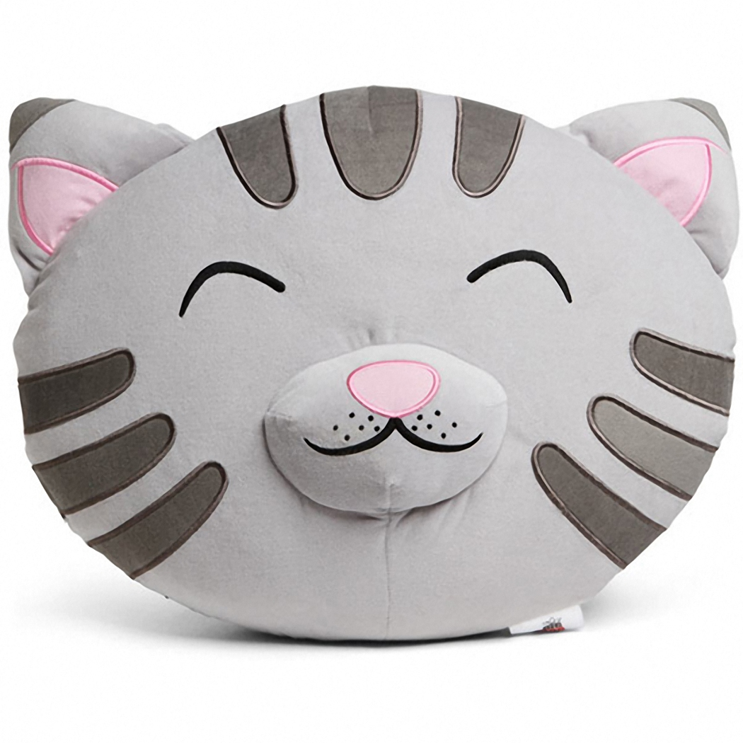 Big Bang Theory Soft Kitty Face Pillow