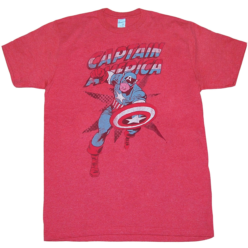 Captain America First Avenger T-Shirt