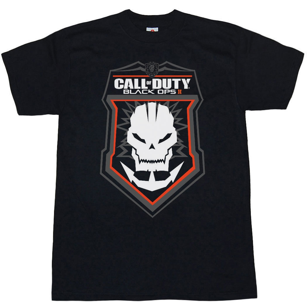 Call Of Duty: Black Ops II Anchored Skull T-Shirt