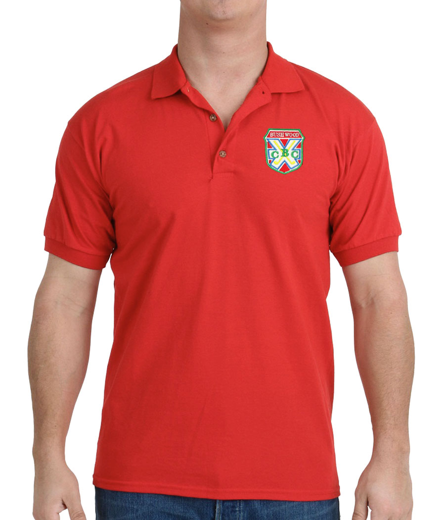 Caddyshack Bushwood Country Club Embroidered Polo T-Shirt